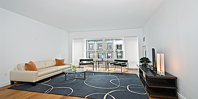 5 Rooms 1 Bed 1 Baths 33 West 56th Street 6D In Midtown Furnished Apartmen