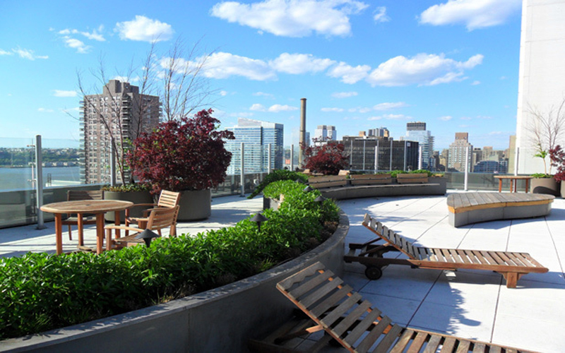 2 Beds 2 Baths In 510 W 52nd Street 20F In Midtown West Furnished Apartmen